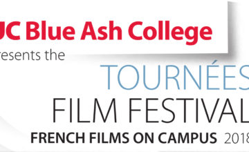 UCBA's Tourneés French Film Festival