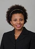 Headshot of Lizzie Ngwenya-Scoburgh