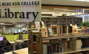 The UCBA library is a great resource.