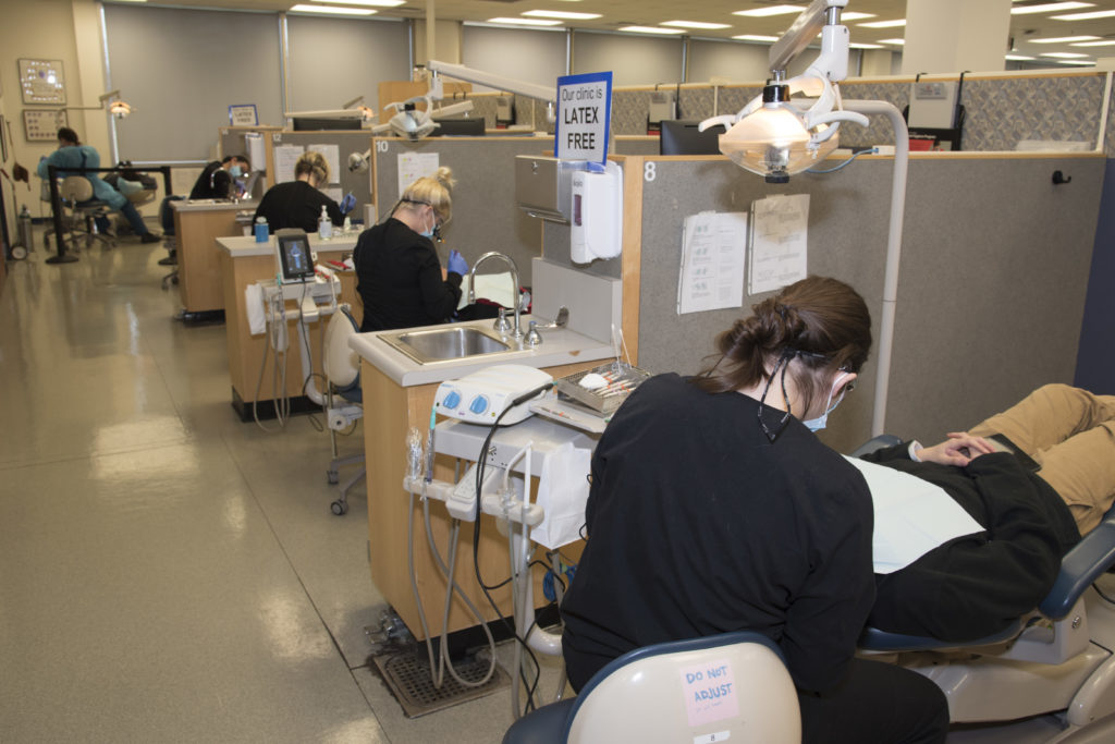 dental treatment stations
