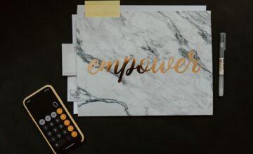 Text: empower